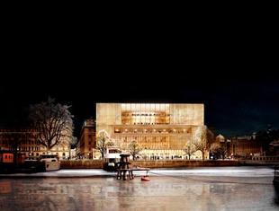 Wyniki konkursu architektonicznego na Centrum Nobla w Sztokholmie. Nową siedzibę zaprojektuje David Chipperfield