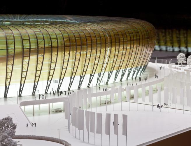 """Kolekcja """"Architektury-murator"""" dla Muzeum Sztuki Nowoczesnej w Warszawie"""