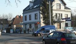 Budynek mieszkalno - usługowy przy ul. Kr. Jadwigi w Krakowie