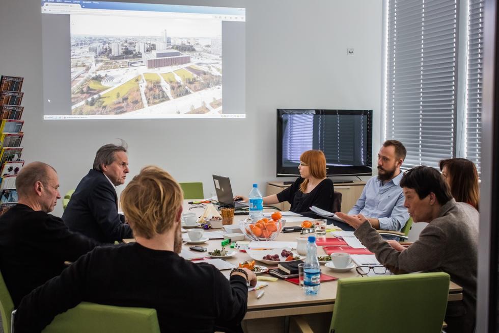 Jury, Życie w Architekturze