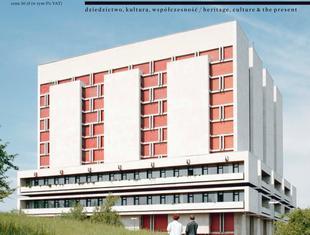 """""""Herito"""", socmodernizm w architekturze, nr 17-18/2014-2015"""