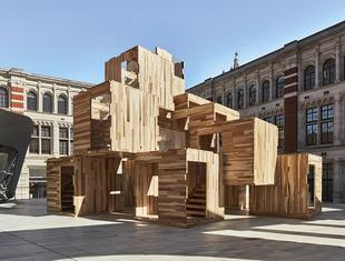 Dom zmultiplikowany – London Design Festival